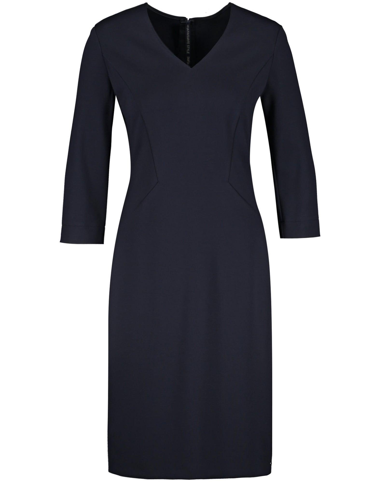 TAIFUN Suknelė nakties mėlyna