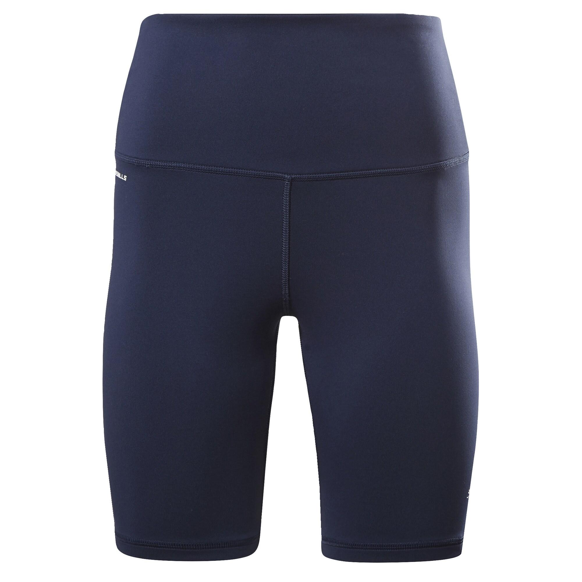 REEBOK Sportovní kalhoty  tmavě modrá