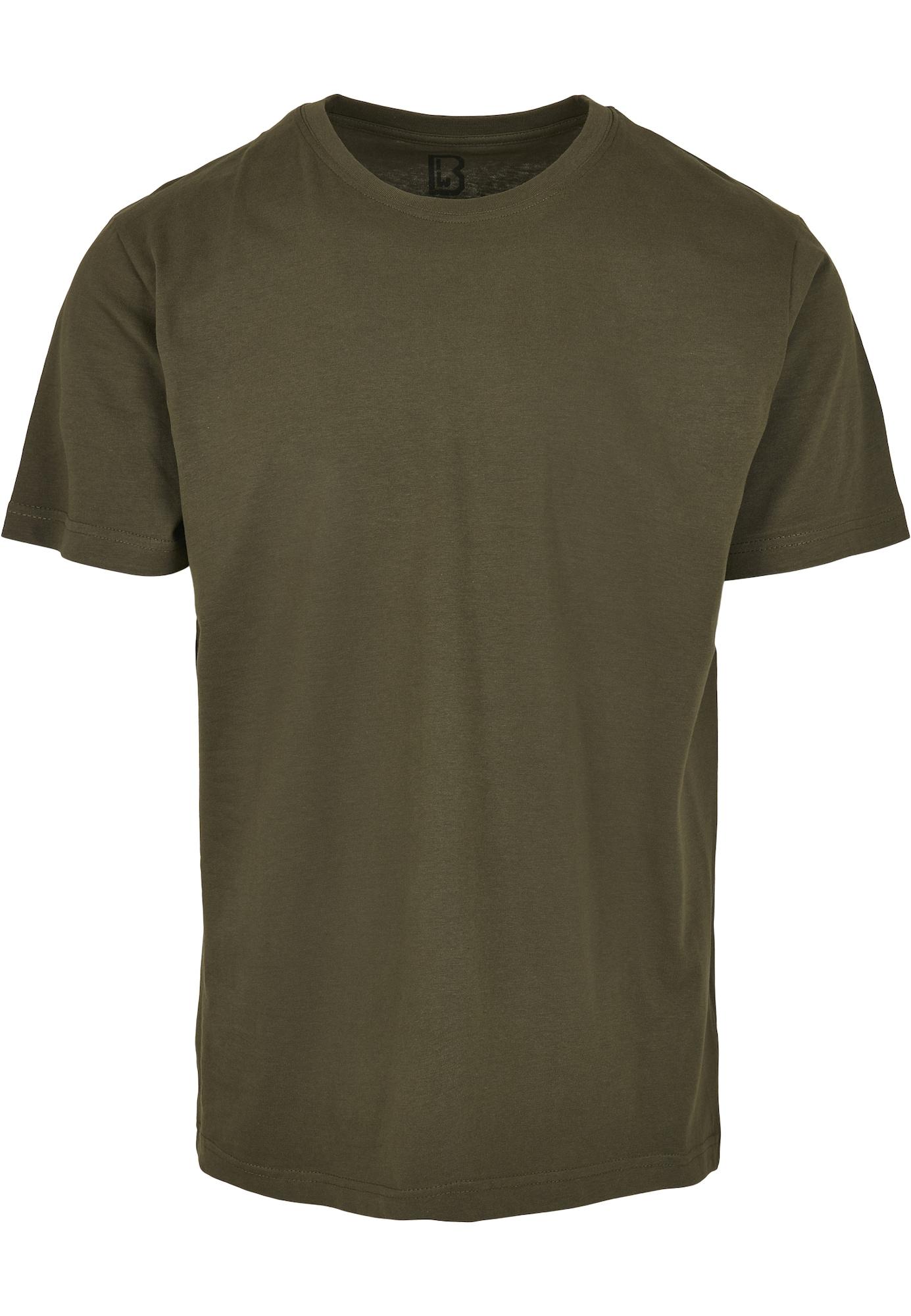 Brandit Marškinėliai rusvai žalia
