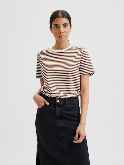 T-shirt ' SLFMY PERFECT TEE'