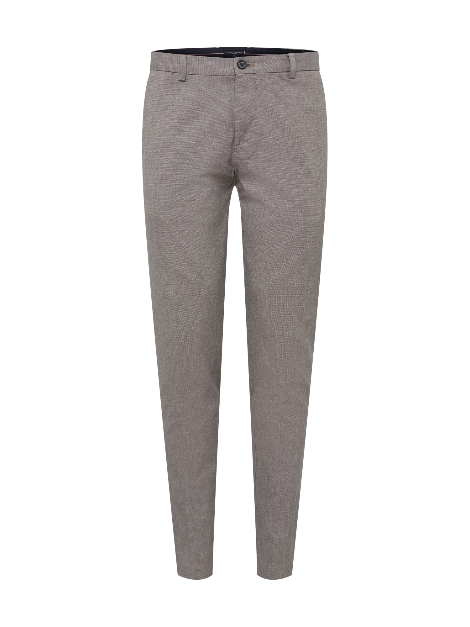 Tommy Hilfiger Tailored Kelnės rusvai pilka