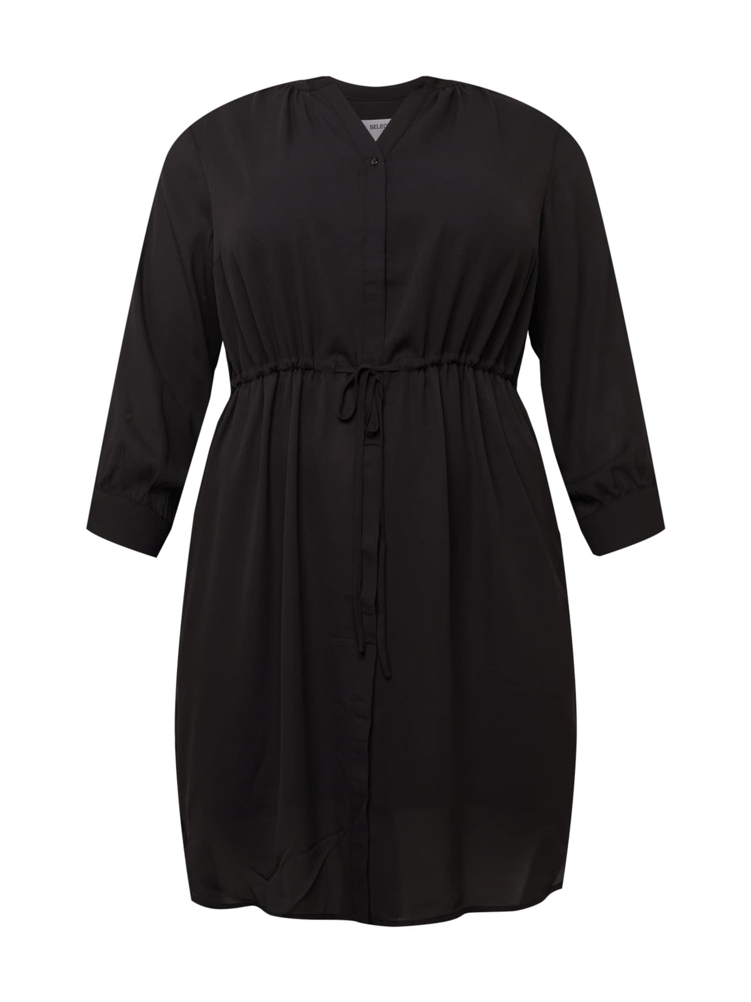 Selected Femme Curve Palaidinės tipo suknelė