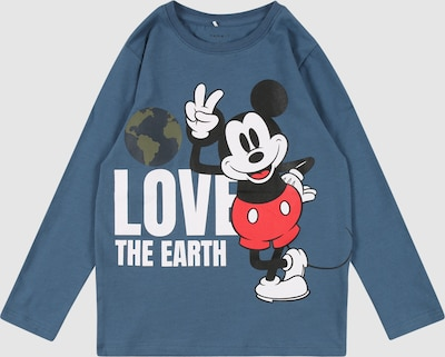 Name it Mini Mickey Mouse Reynold langärmliges Top