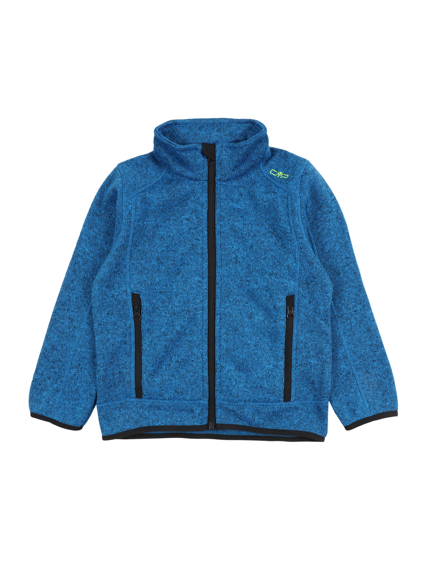 CMP Funkcinis flisinis džemperis mėlyna / nakties mėlyna