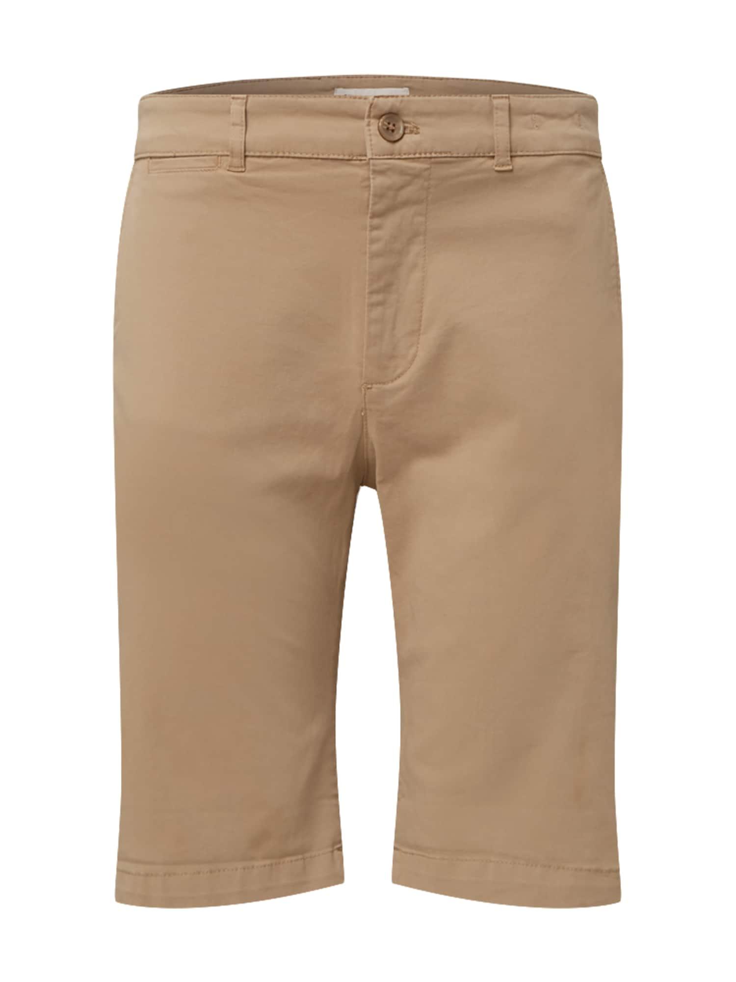 """By Garment Makers """"Chino"""" stiliaus kelnės tamsi smėlio"""