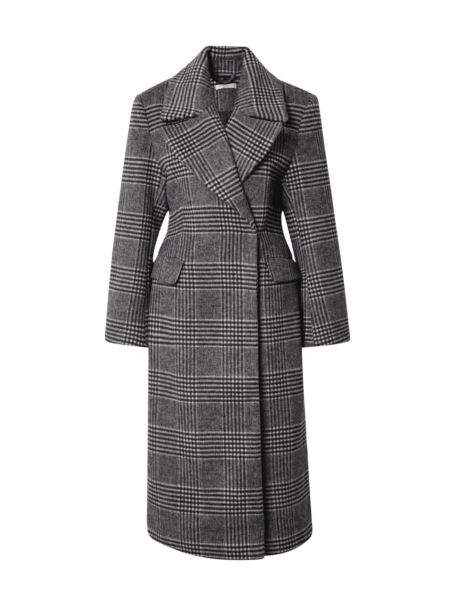 Gina Tricot Demisezoninis paltas mišrios spalvos