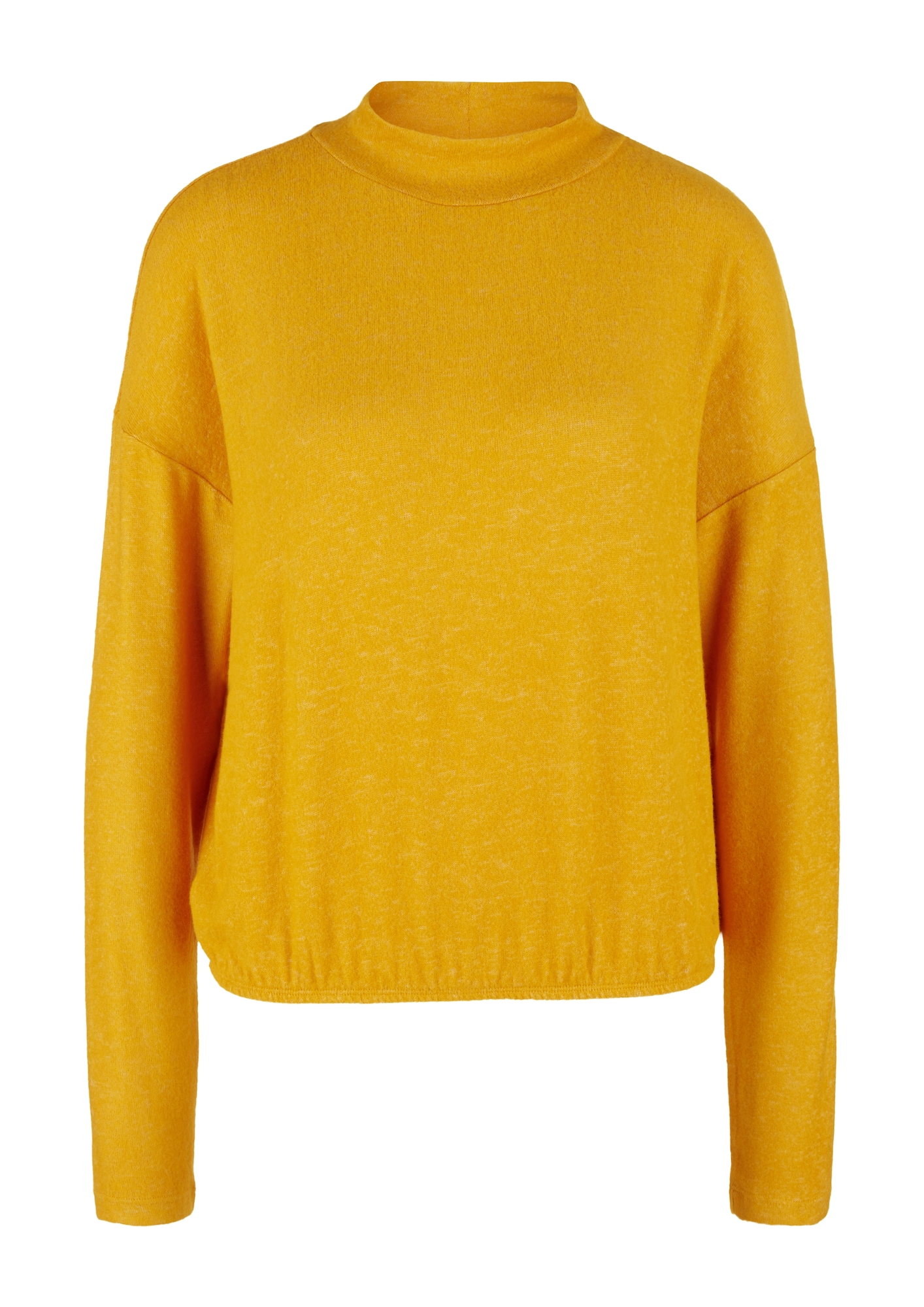 Q/S designed by Marškinėliai aukso geltonumo spalva