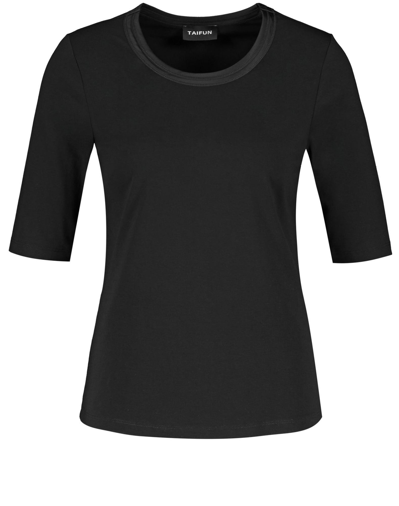 TAIFUN Marškinėliai juoda