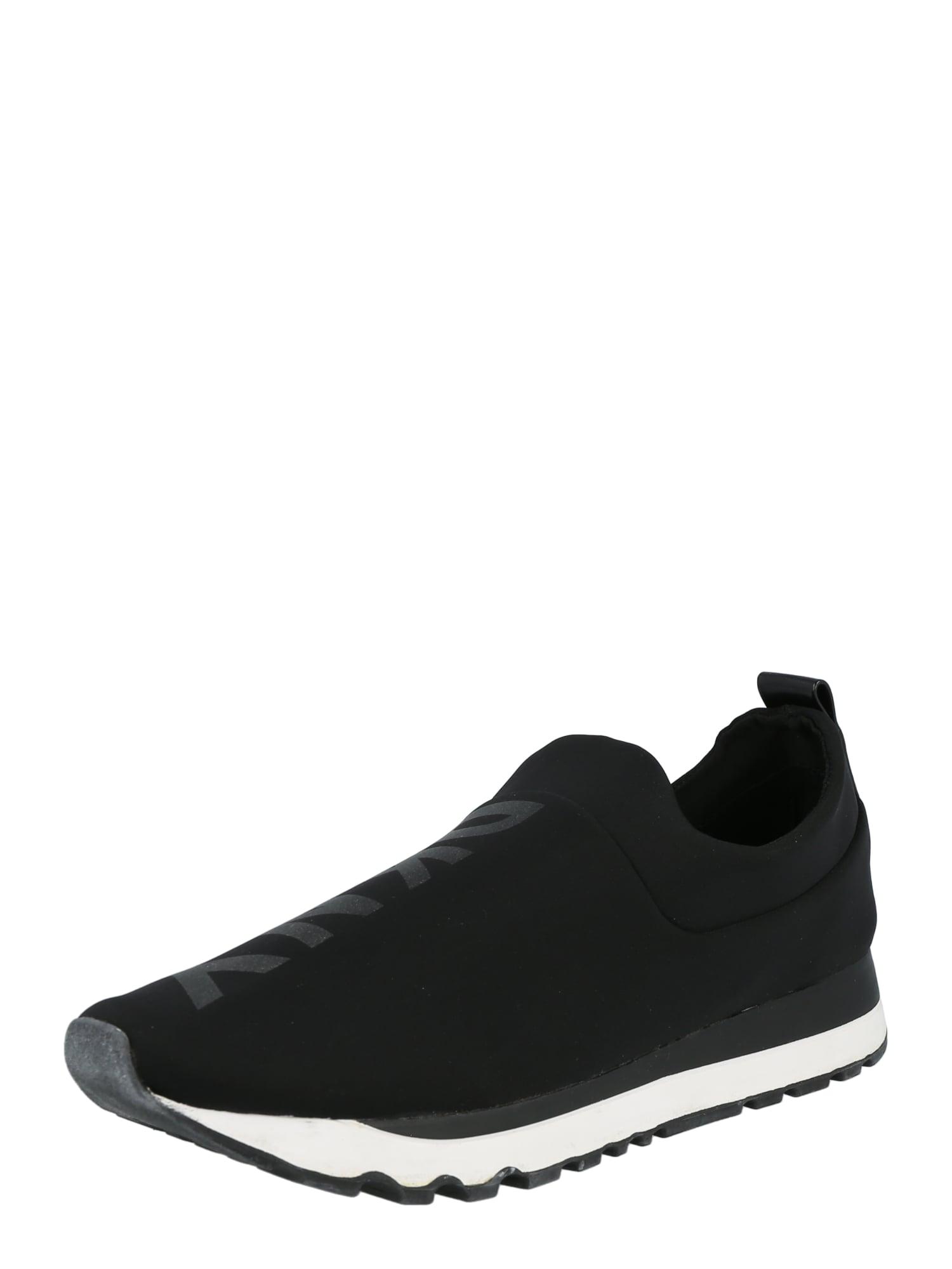 DKNY Batai be raištelių balta / juoda