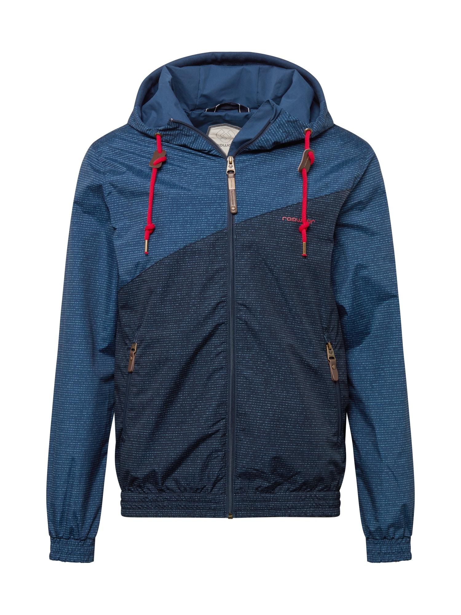 Ragwear Přechodná bunda 'NUGGET'  námořnická modř / modrá
