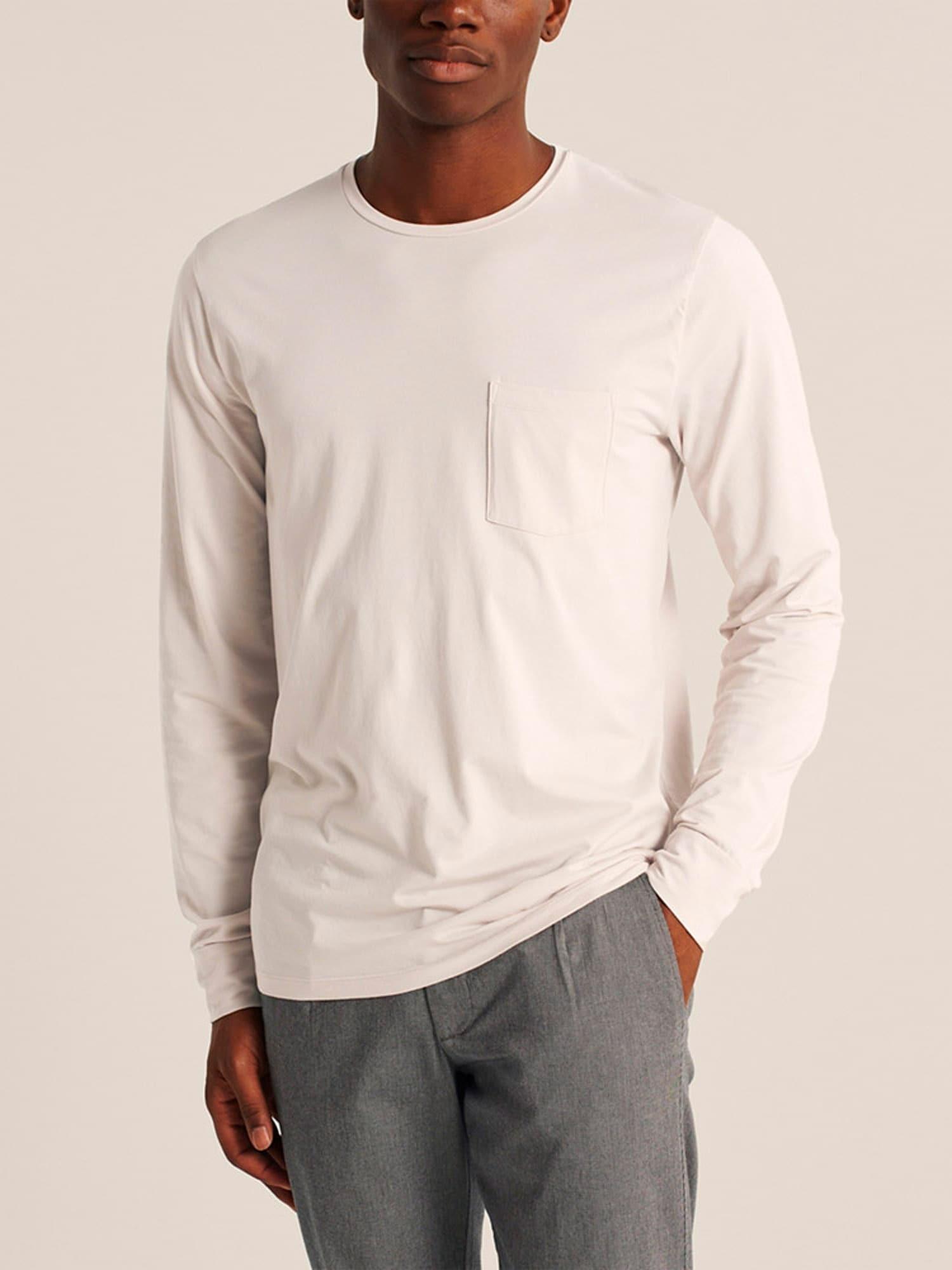 Abercrombie & Fitch T-shirt  kräm