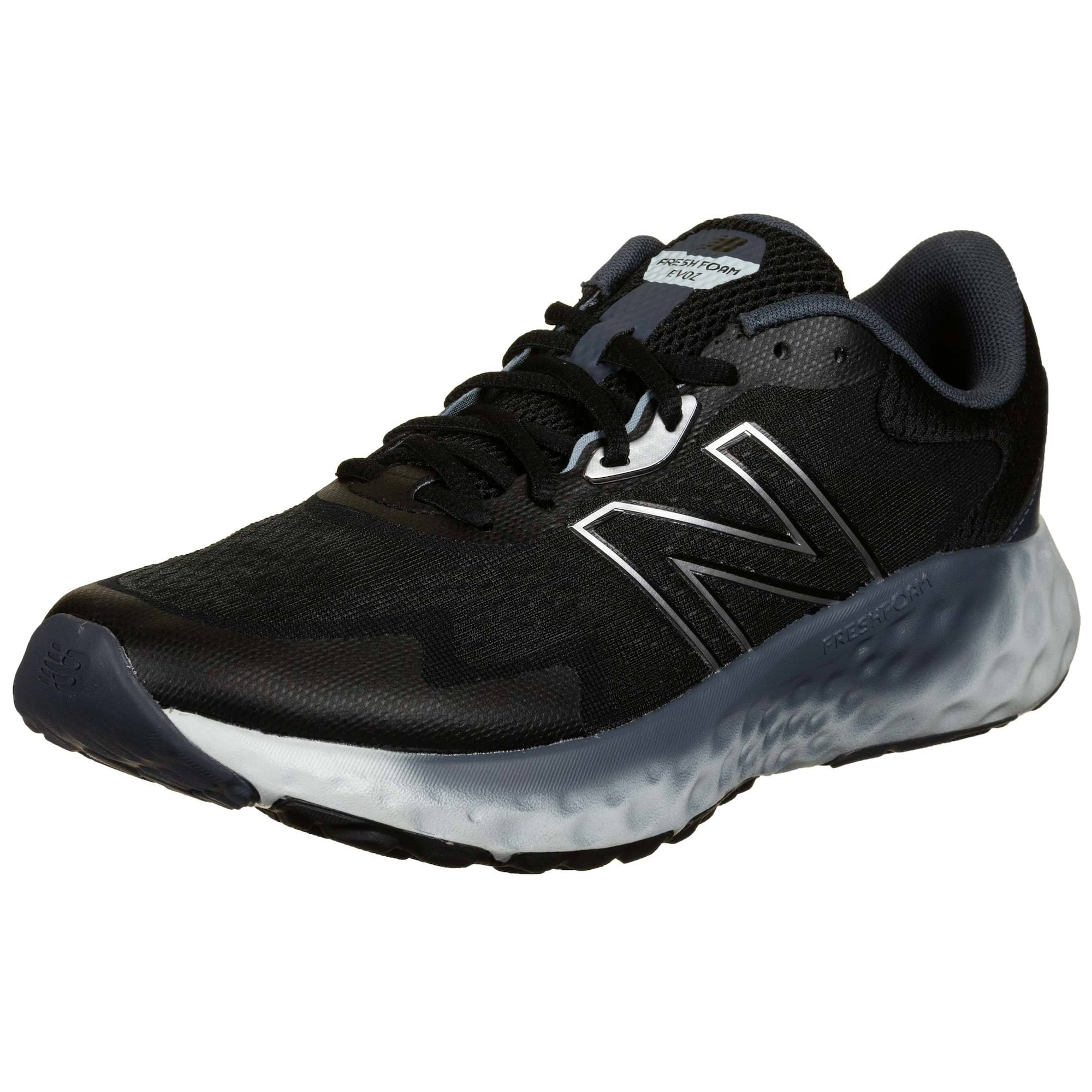 new balance Bėgimo batai juoda / pilka