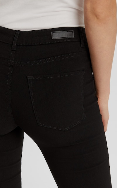 Pieces Skin Wear Mid Rise Jeggings