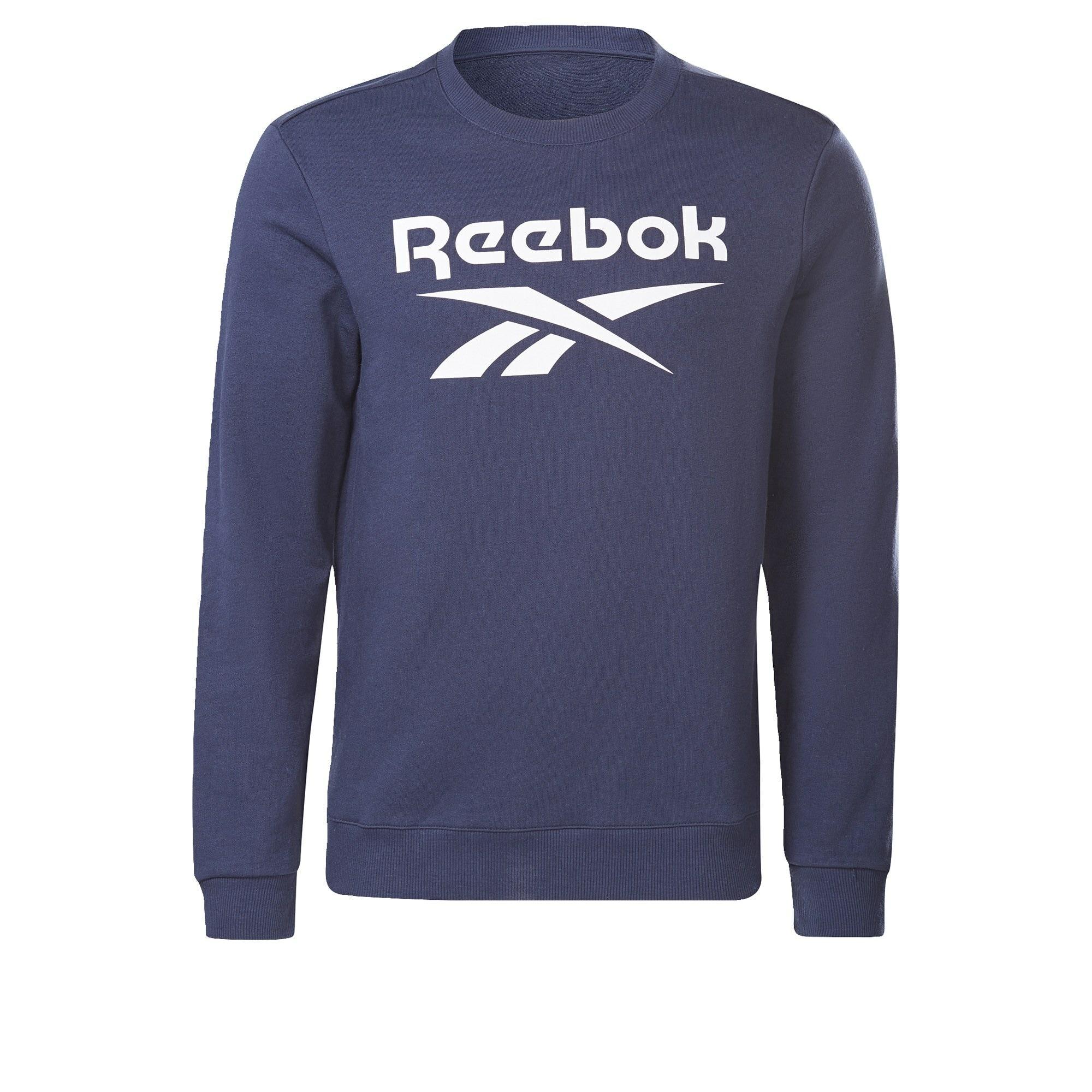 REEBOK Sportinio tipo megztinis mėlyna