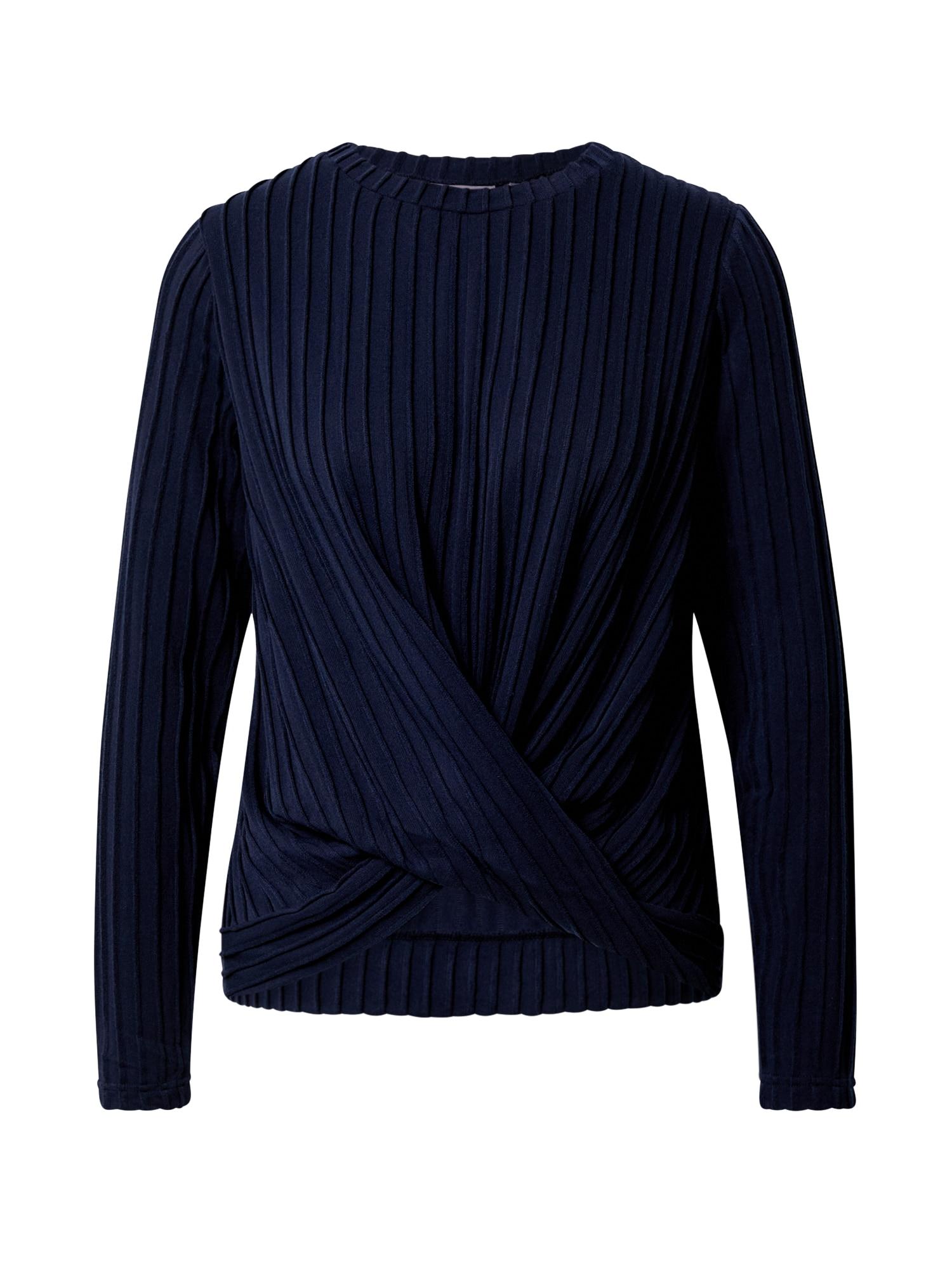 b.young Marškinėliai tamsiai mėlyna