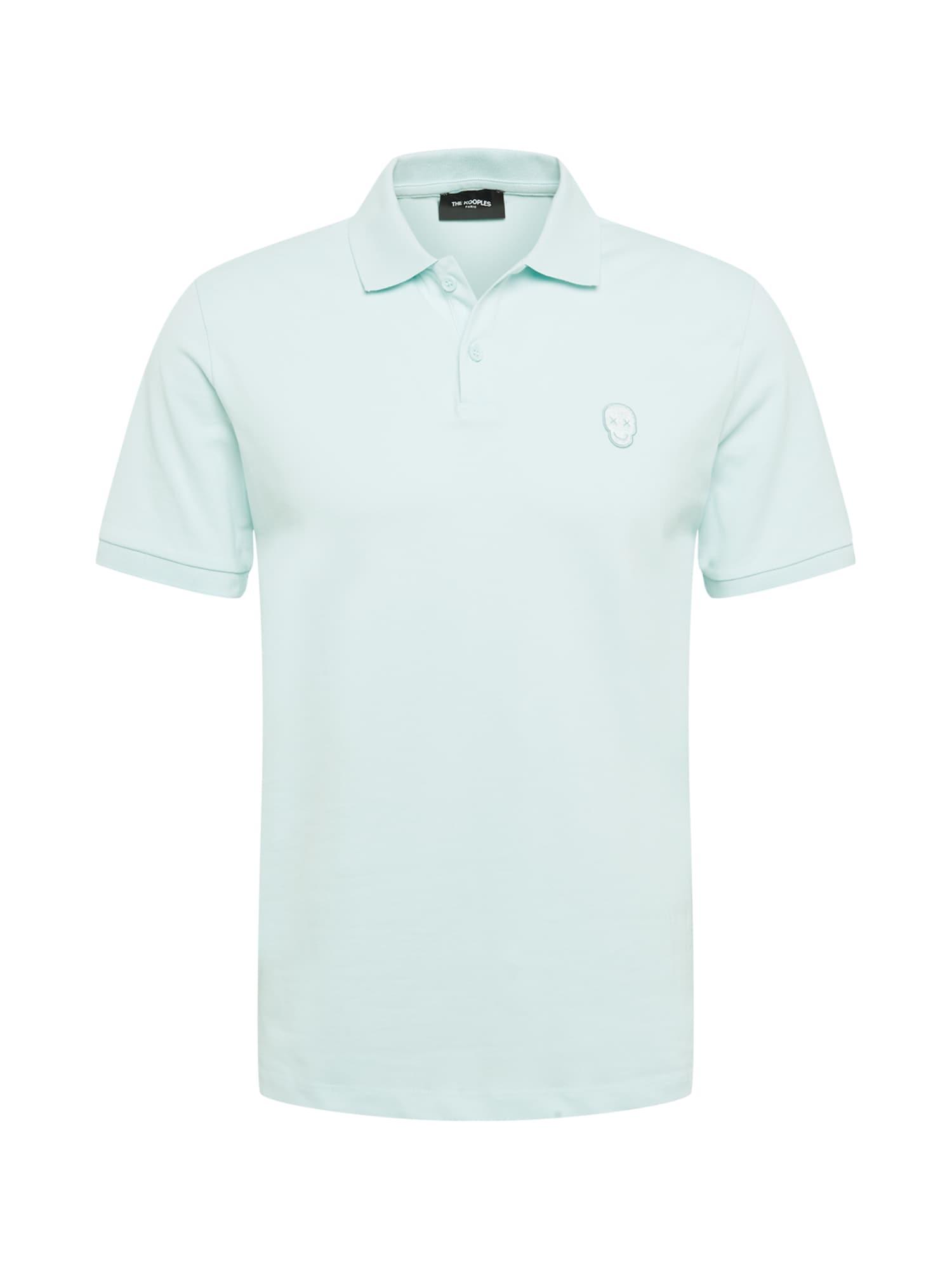 The Kooples Marškinėliai mėtų spalva