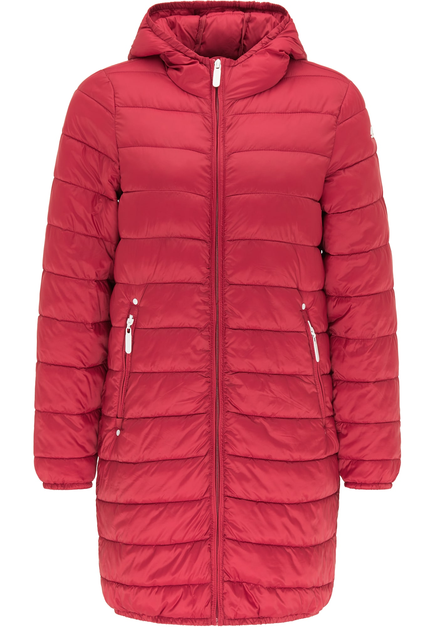 ICEBOUND Žieminis paltas raudona