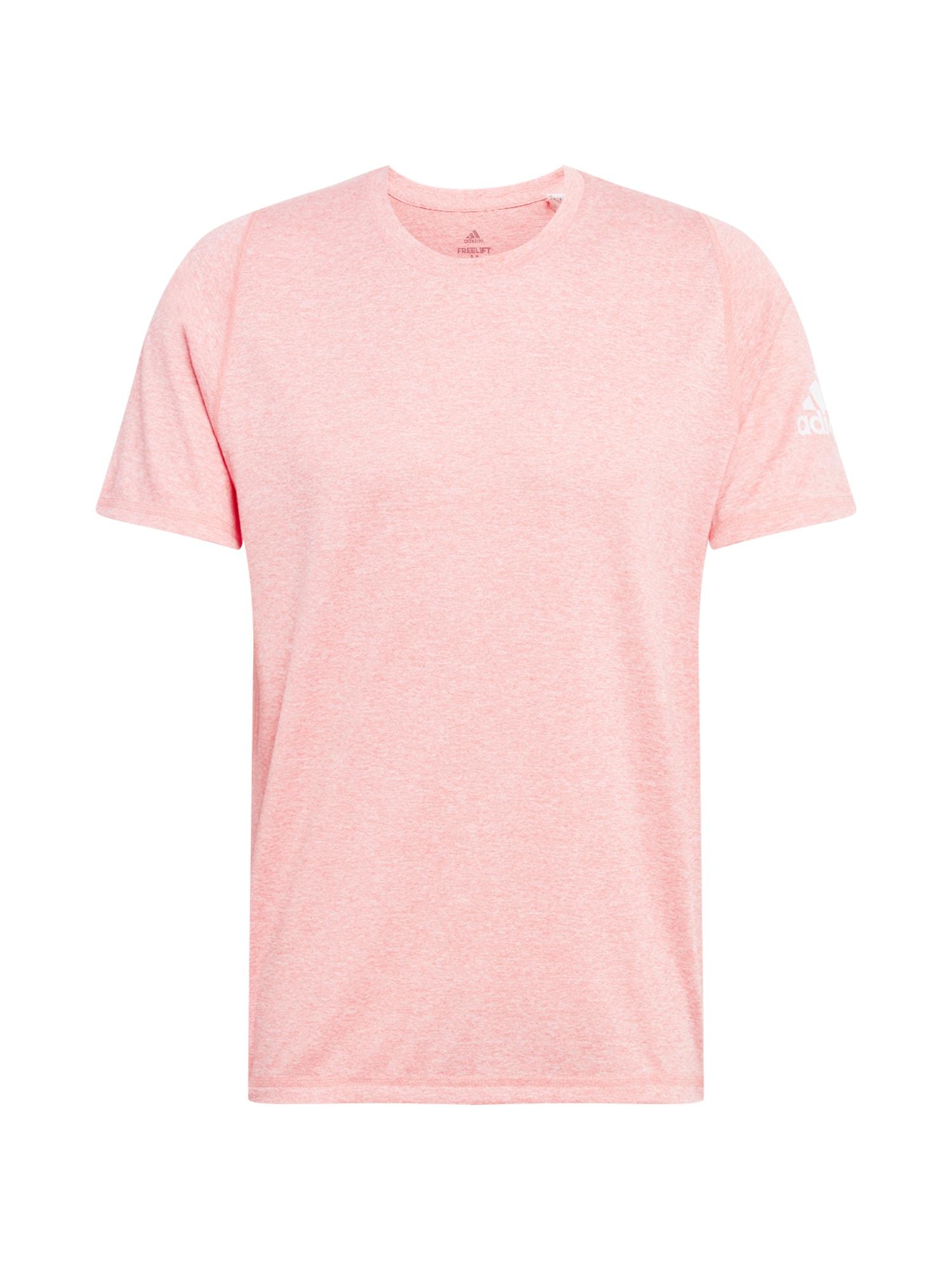 ADIDAS PERFORMANCE Funkční tričko  růžová