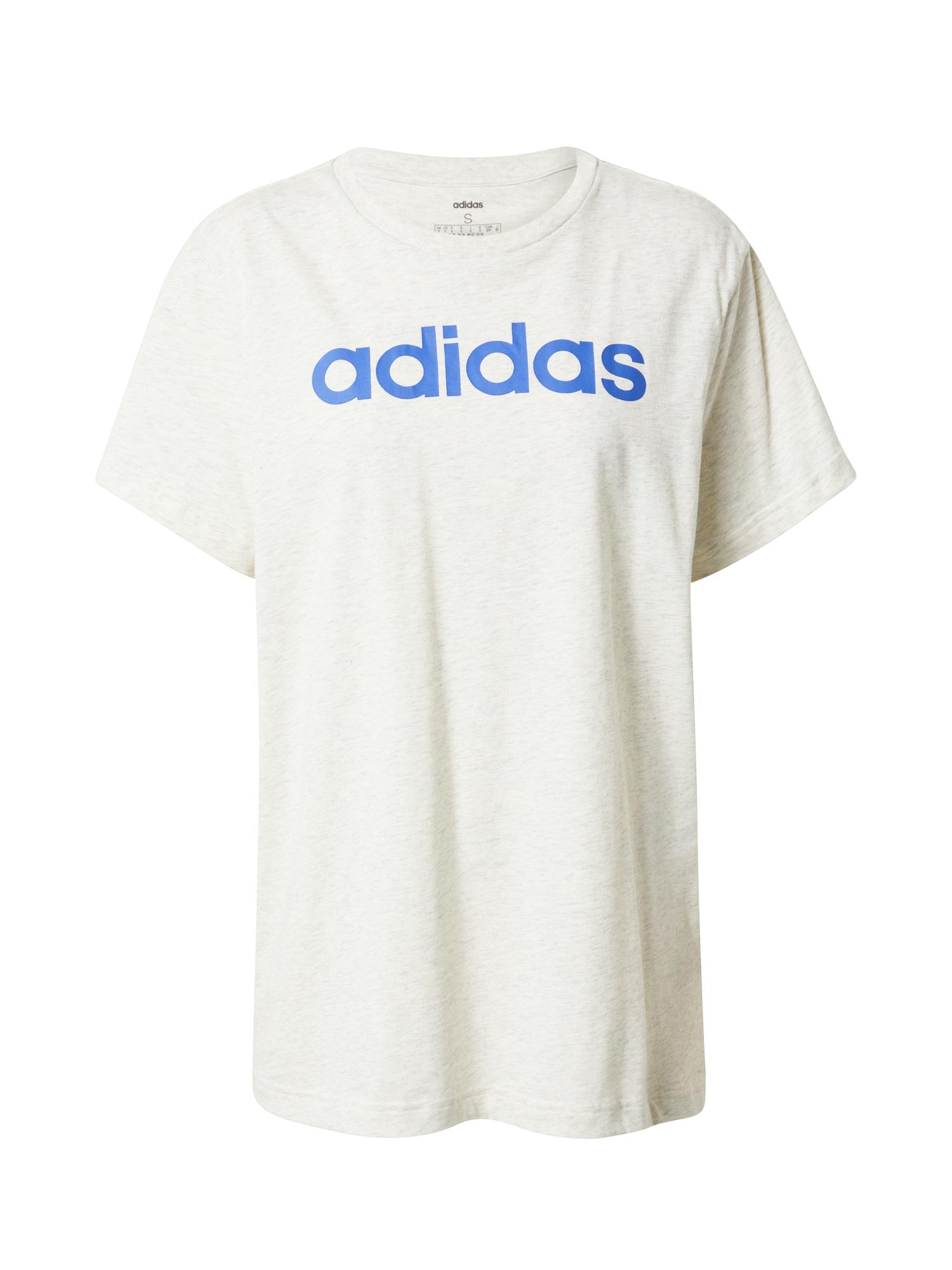 ADIDAS PERFORMANCE Funkční tričko 'Welin'  šedá