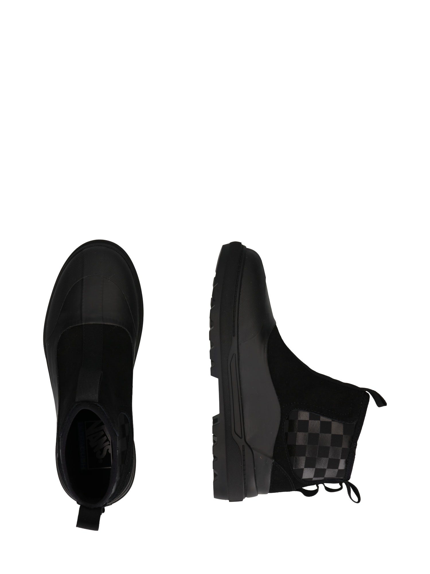 VANS Chelsea Boots 'UA Colfax'  noir