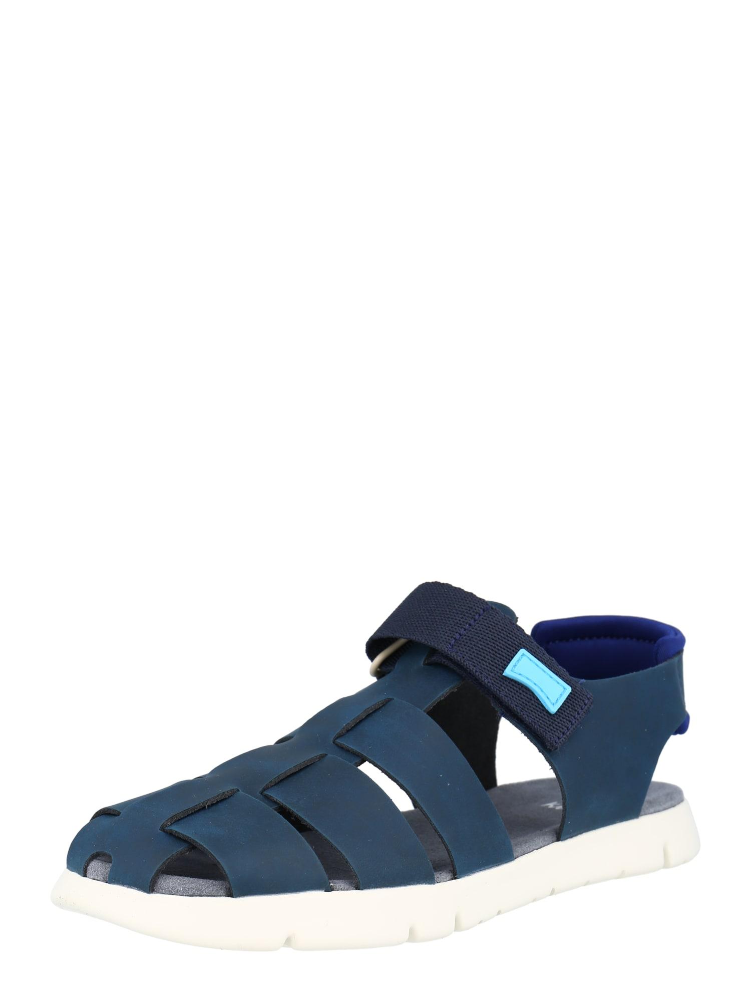 CAMPER Atviri batai