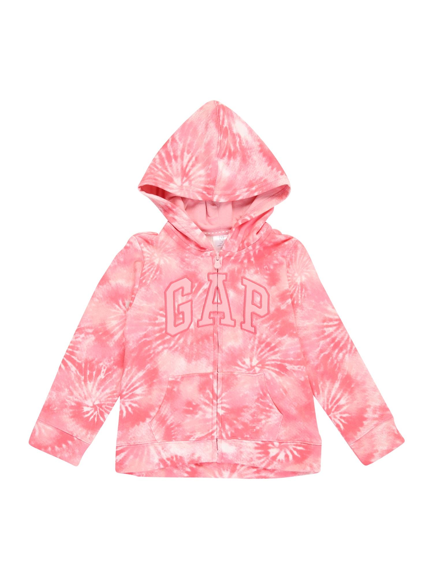 GAP Džemperis rožinė / pastelinė rožinė