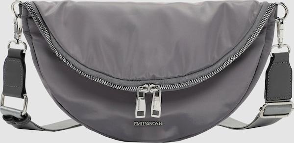 Schöne Gürteltasche von Emily & Noah. Die Tasche dient mit einem kompakten Hauptfach. Zusätzlich kann es auch als Umhängetasche getragen werden. Der perfekte Begleiter für den Alltag.