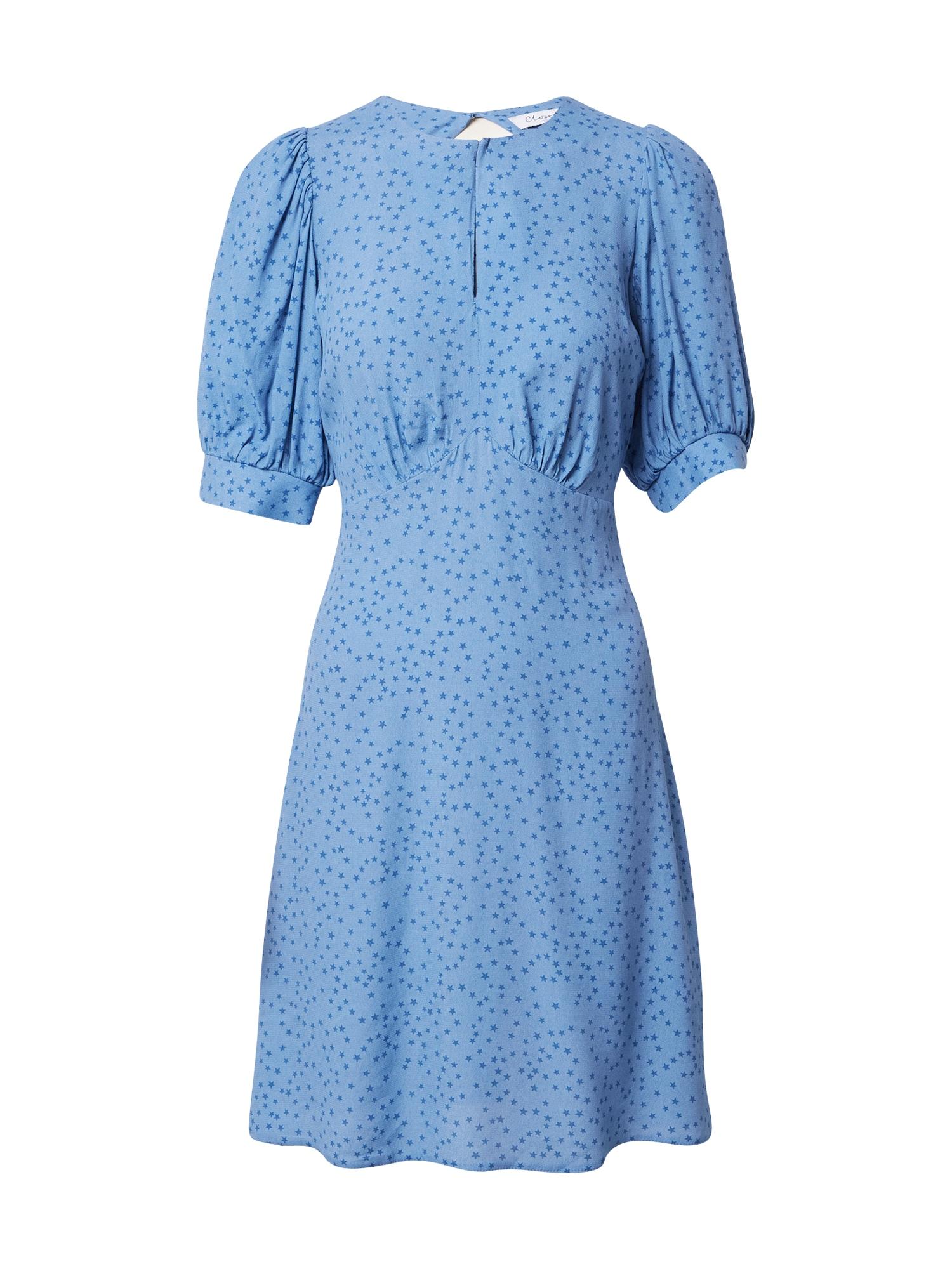 Closet London Suknelė mėlyna / šviesiai mėlyna