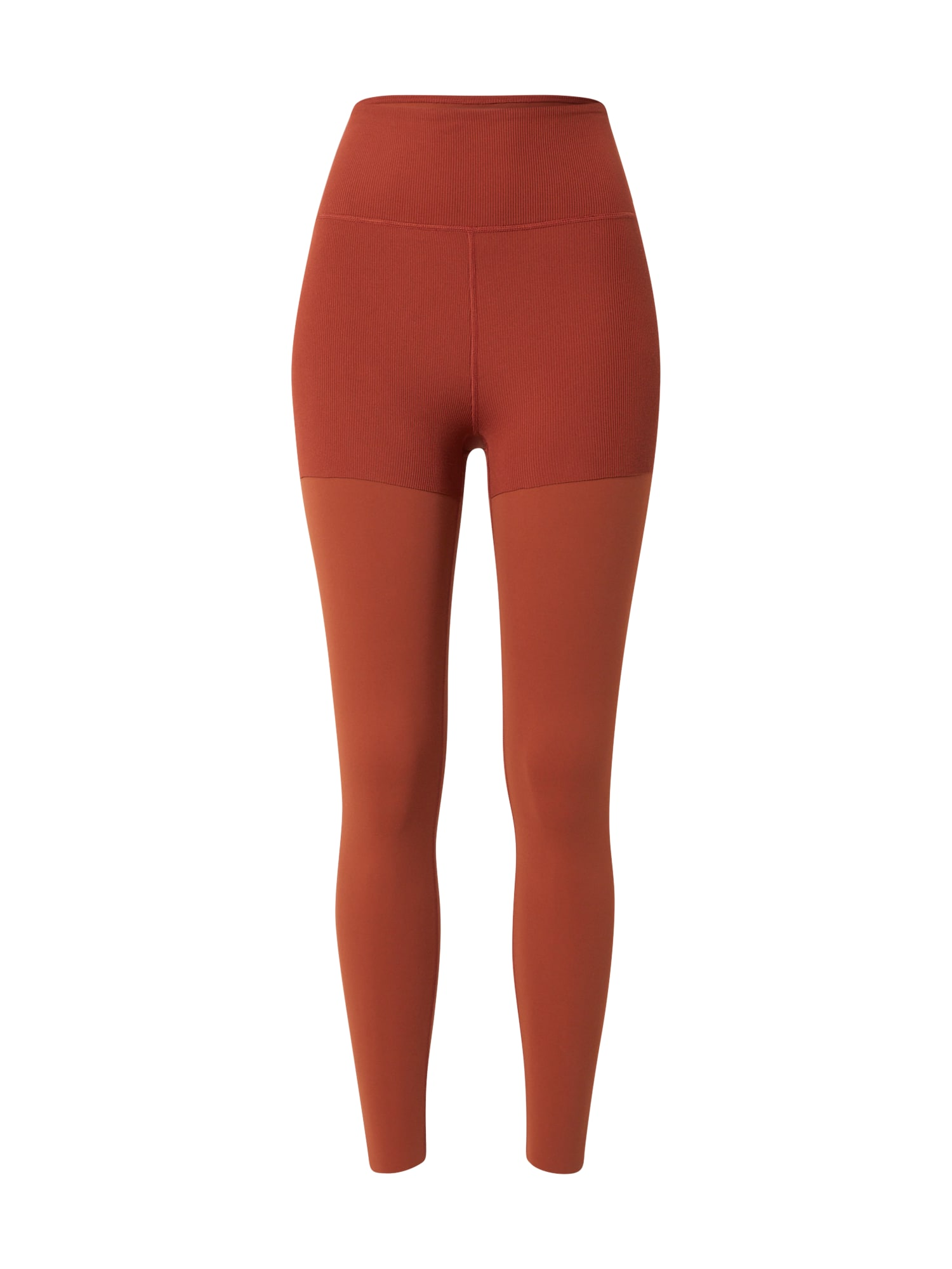 NIKE Sportovní kalhoty  humrová / tmavě oranžová