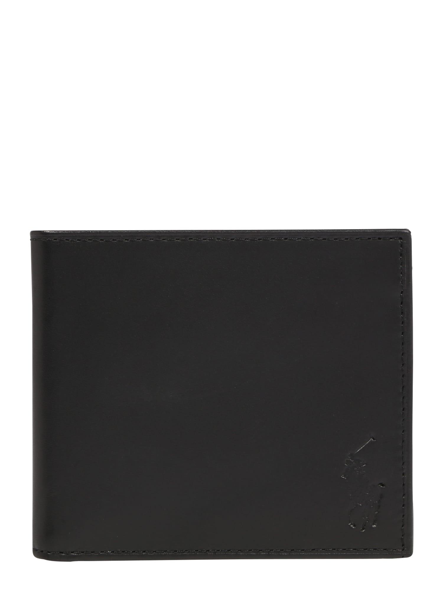 POLO RALPH LAUREN Peněženka  černá