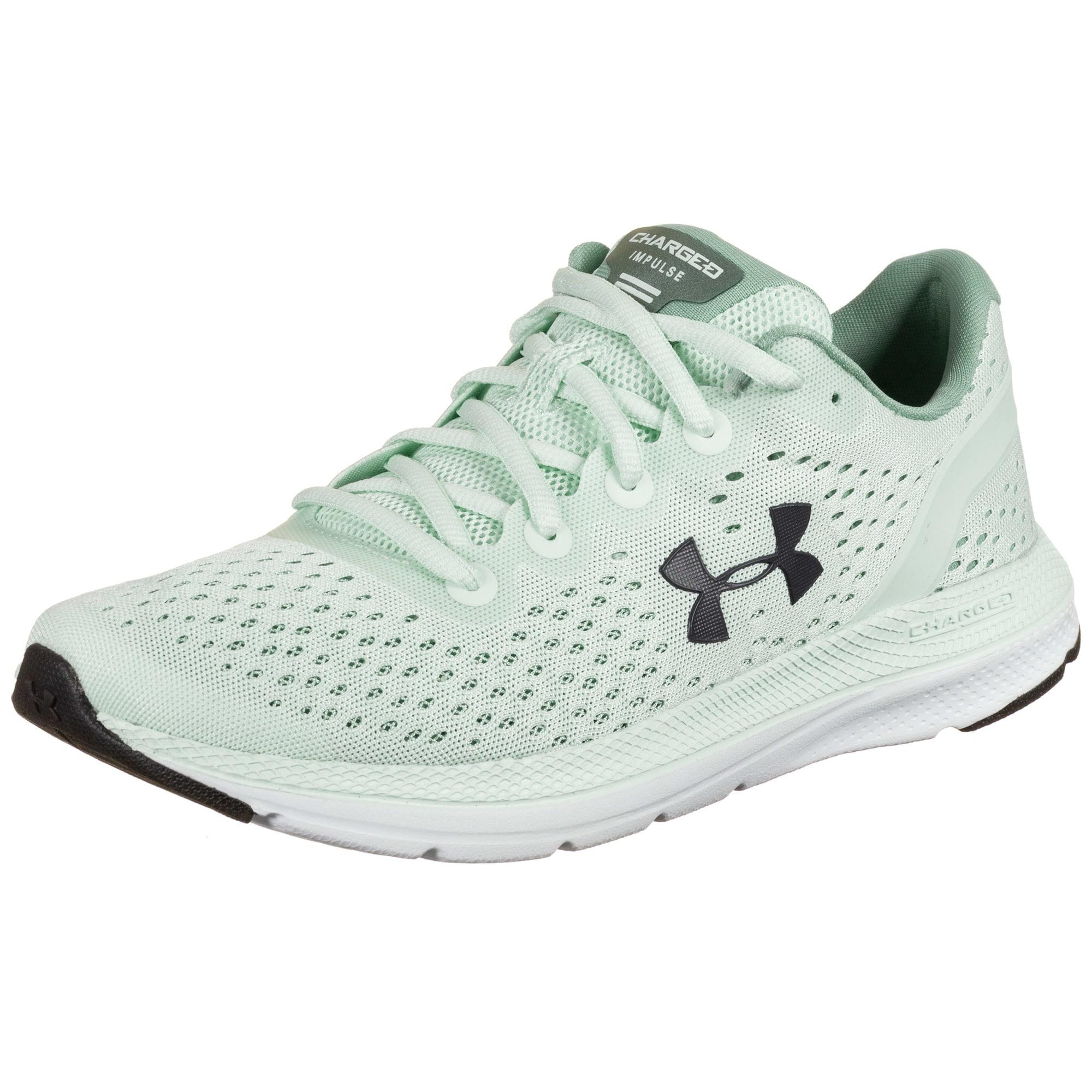 UNDER ARMOUR Bėgimo batai šviesiai žalia