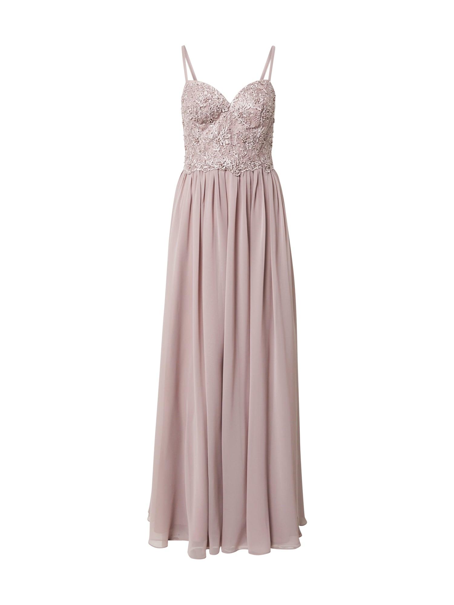 Laona Vakarinė suknelė pudros spalva