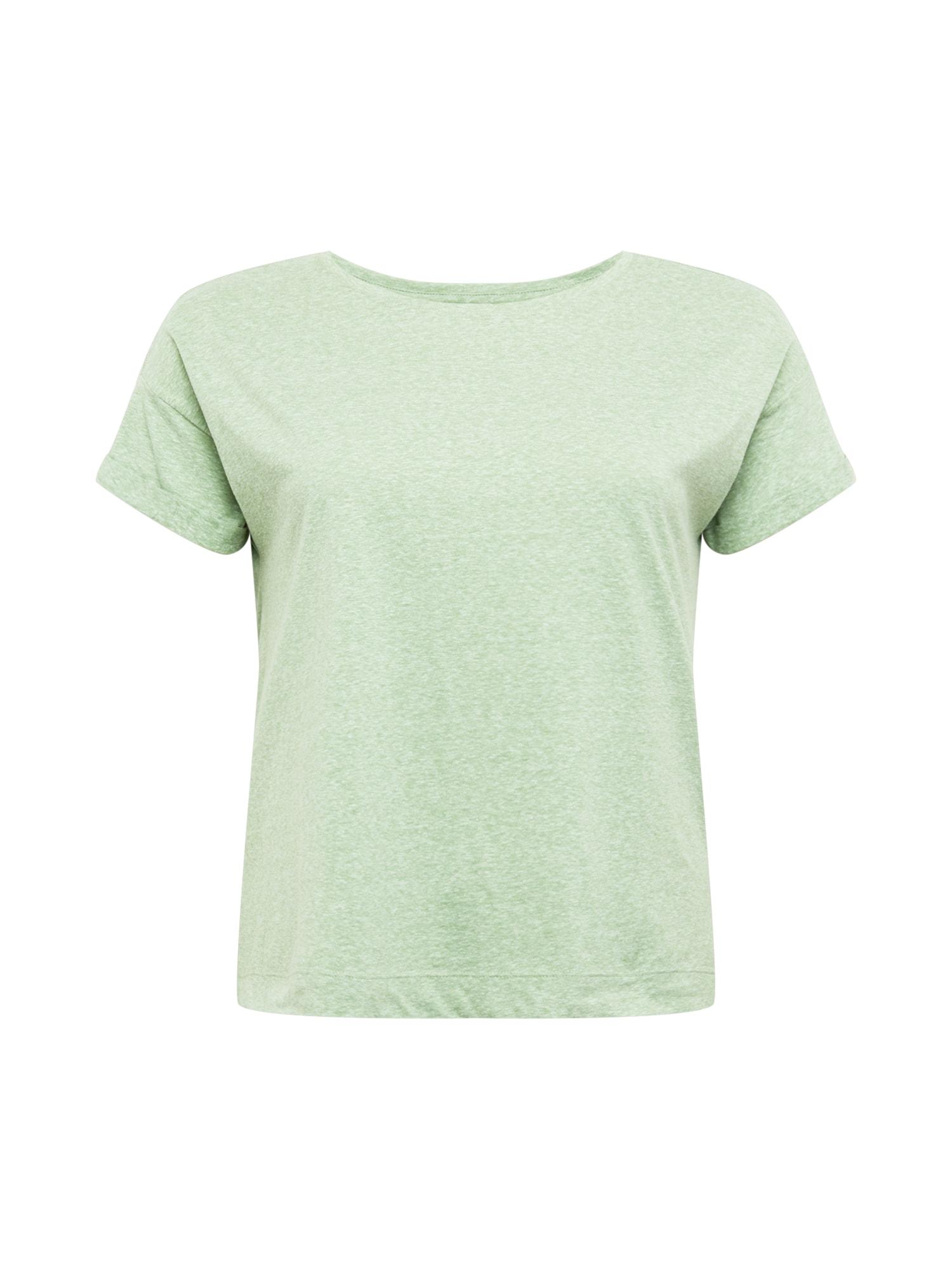 Esprit Curves Marškinėliai obuolių spalva