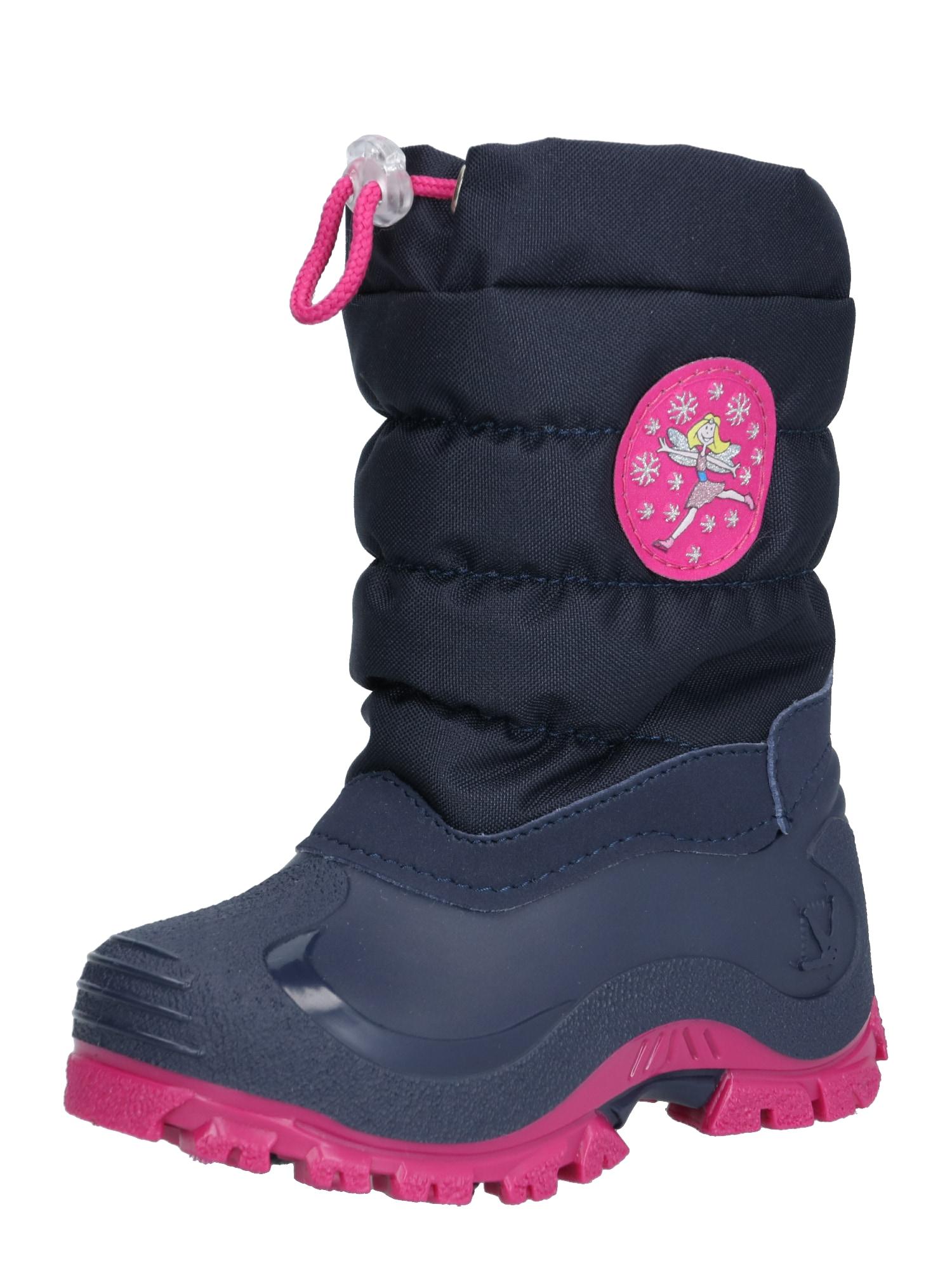 LURCHI Sniego batai 'Fairy' purpurinė / tamsiai mėlyna