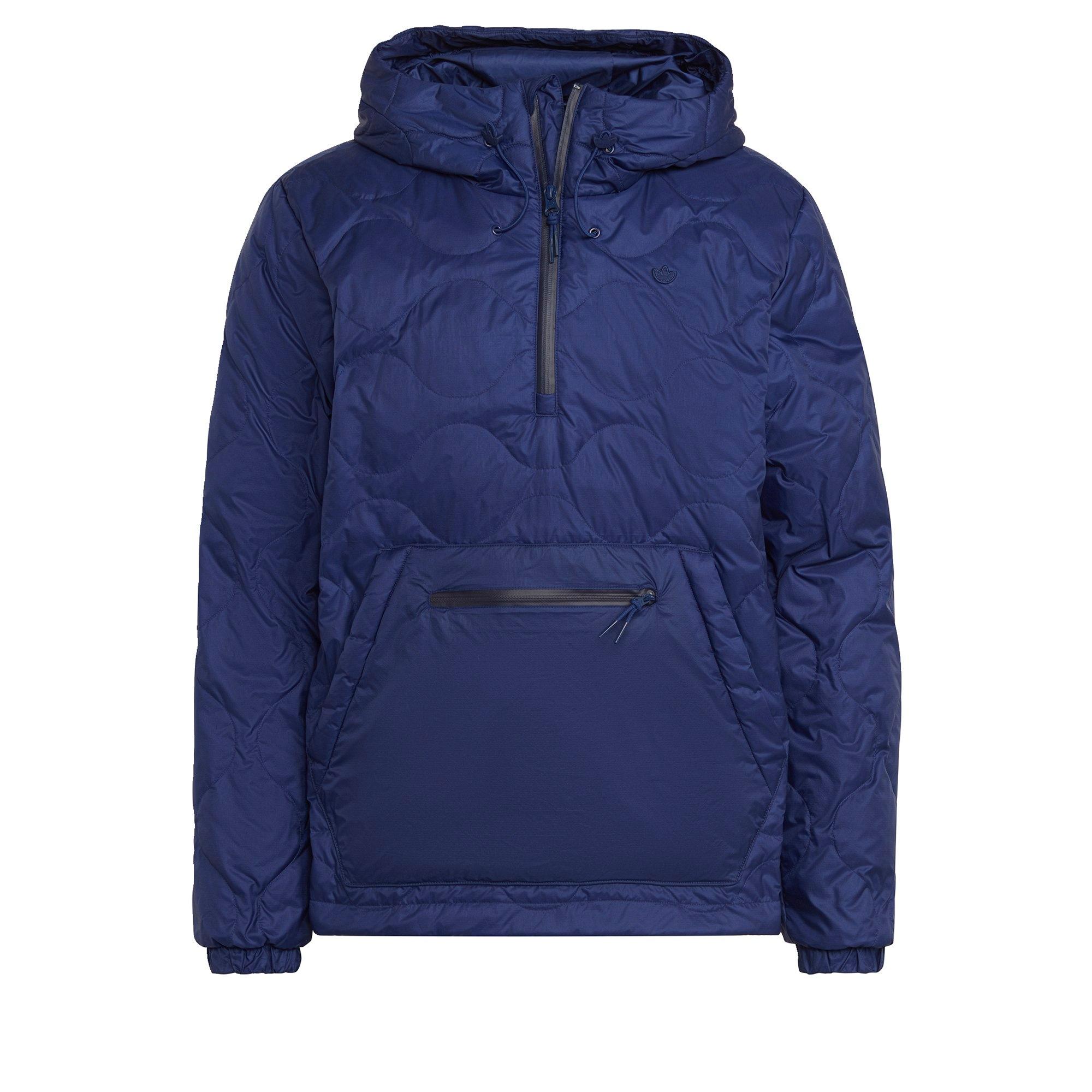 ADIDAS ORIGINALS Zimní bunda  modrá