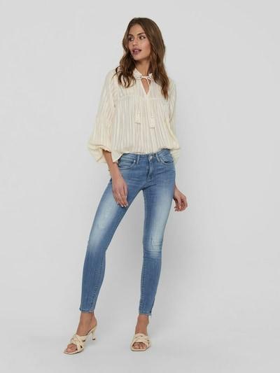 Only Kendell Life Skinny-Jeans mit mittlerer Leibhöhe