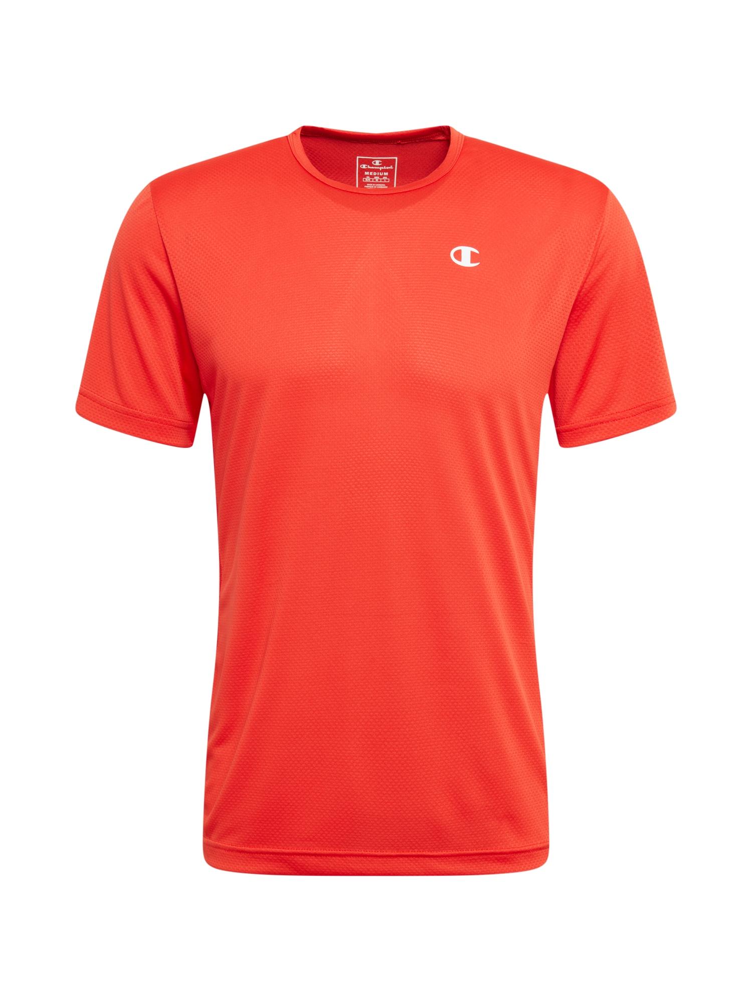 Champion Authentic Athletic Apparel Funkční tričko  červená