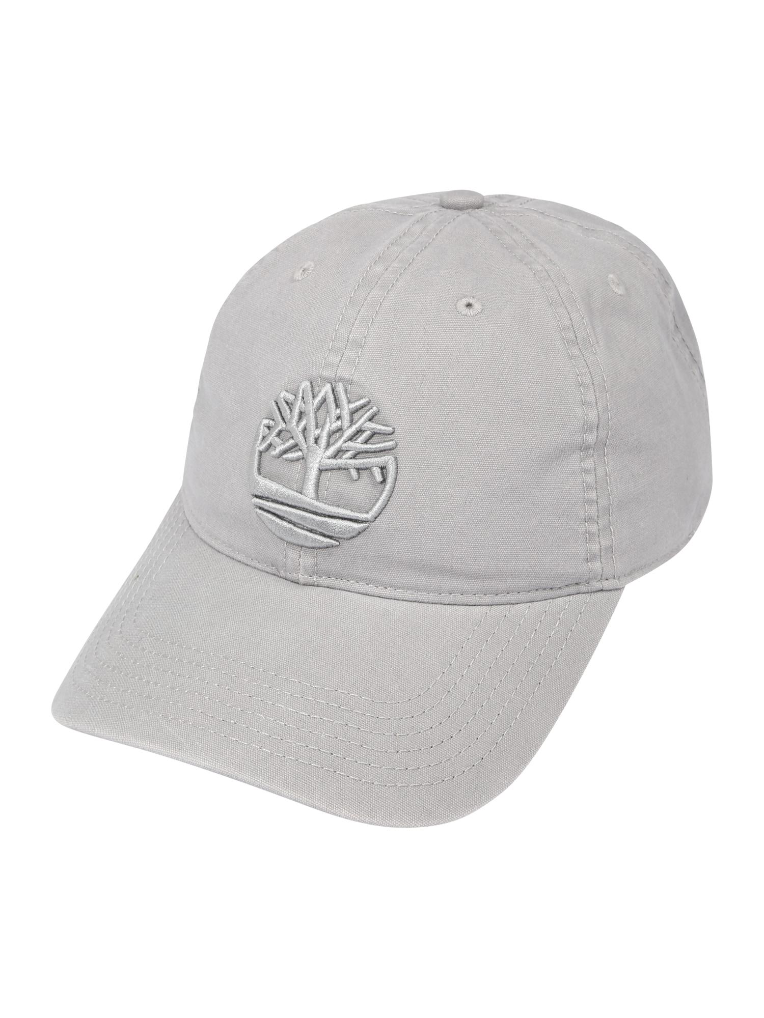 TIMBERLAND Kepurė pilka