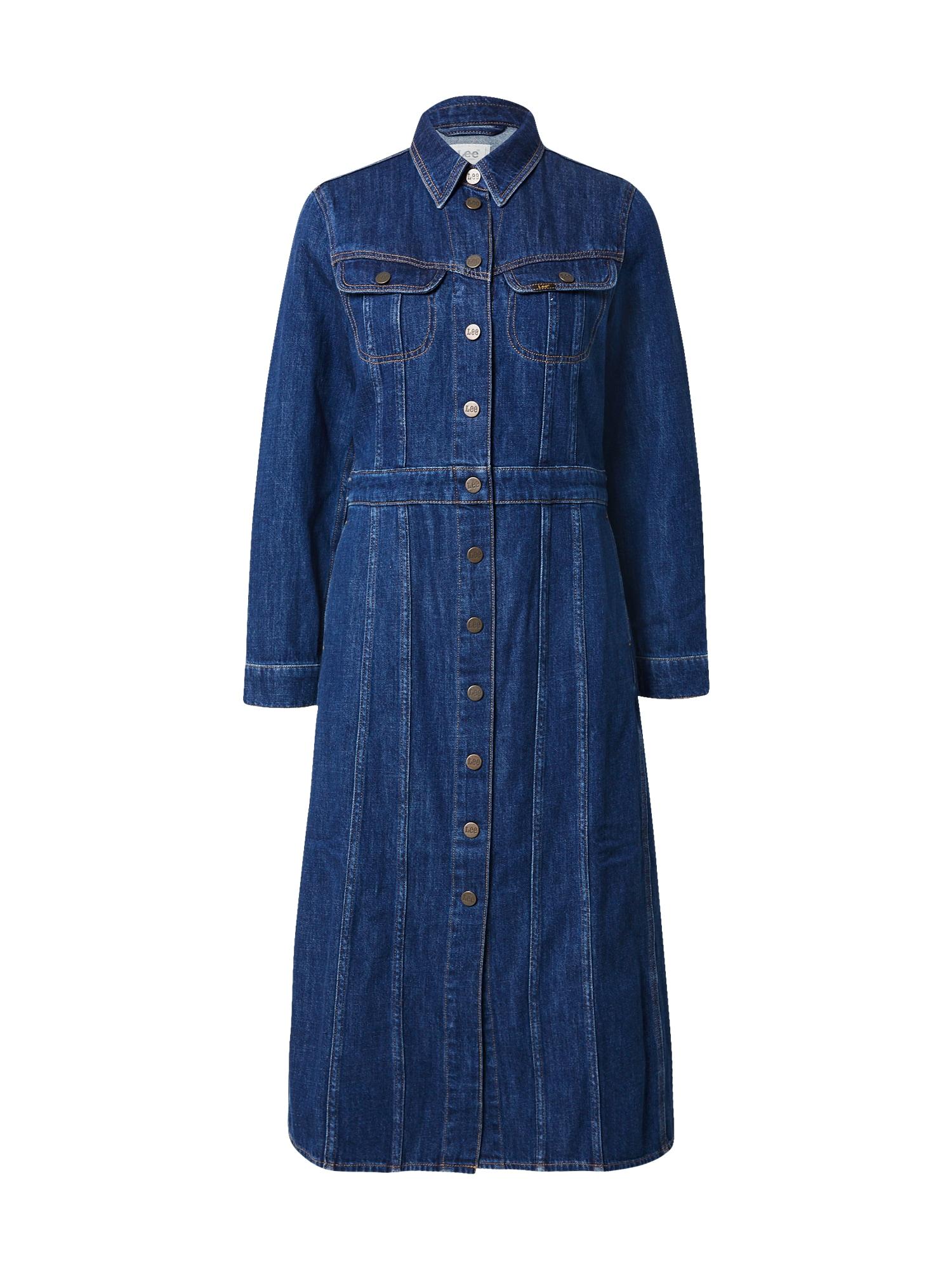Lee Palaidinės tipo suknelė tamsiai (džinso) mėlyna