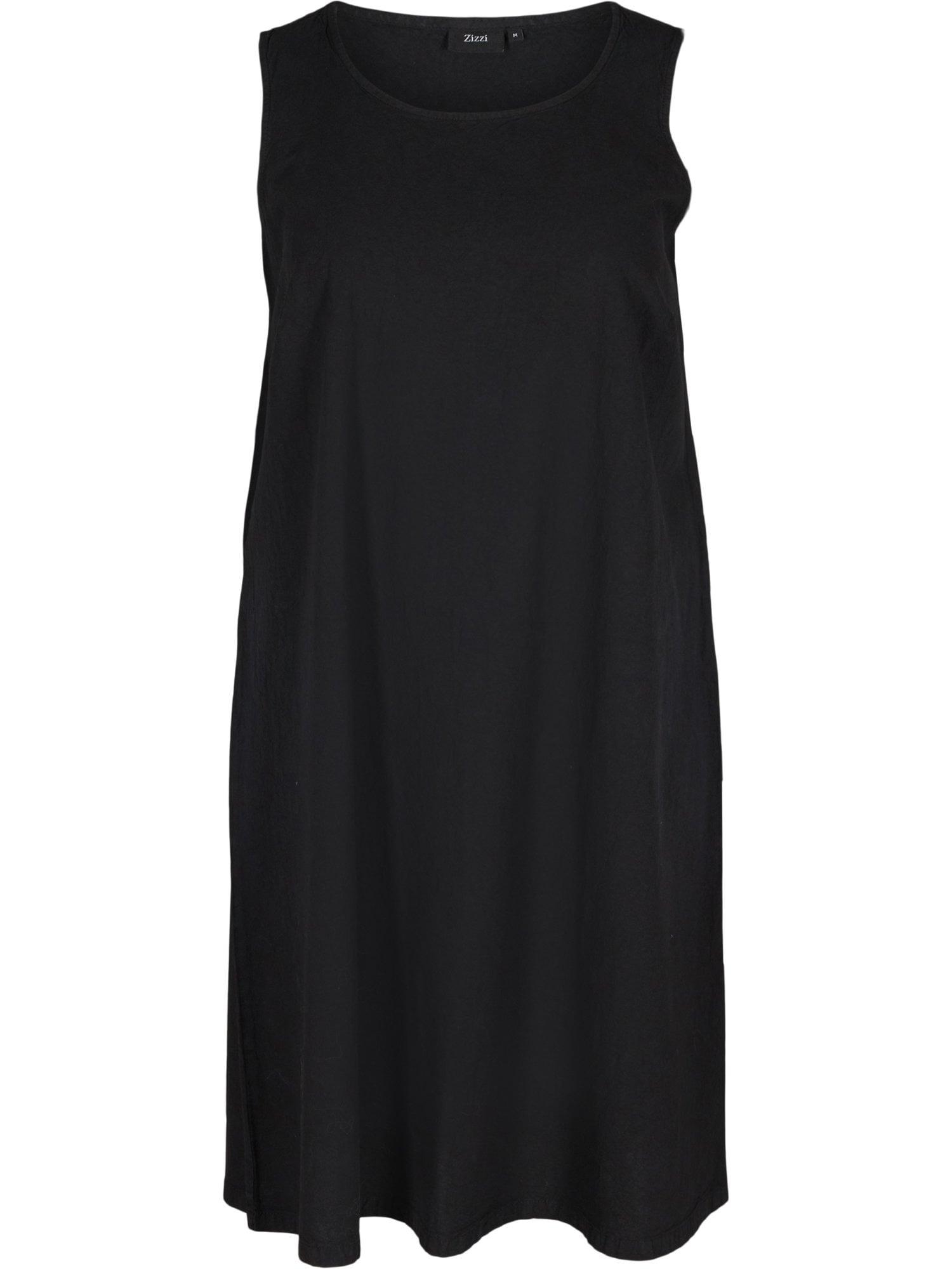 Zizzi Letní šaty 'Jeasy'  černá