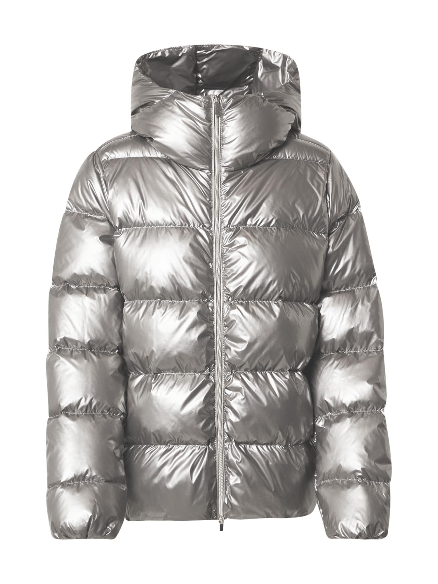 iBlues Žieminė striukė 'Eccelso' sidabro pilka