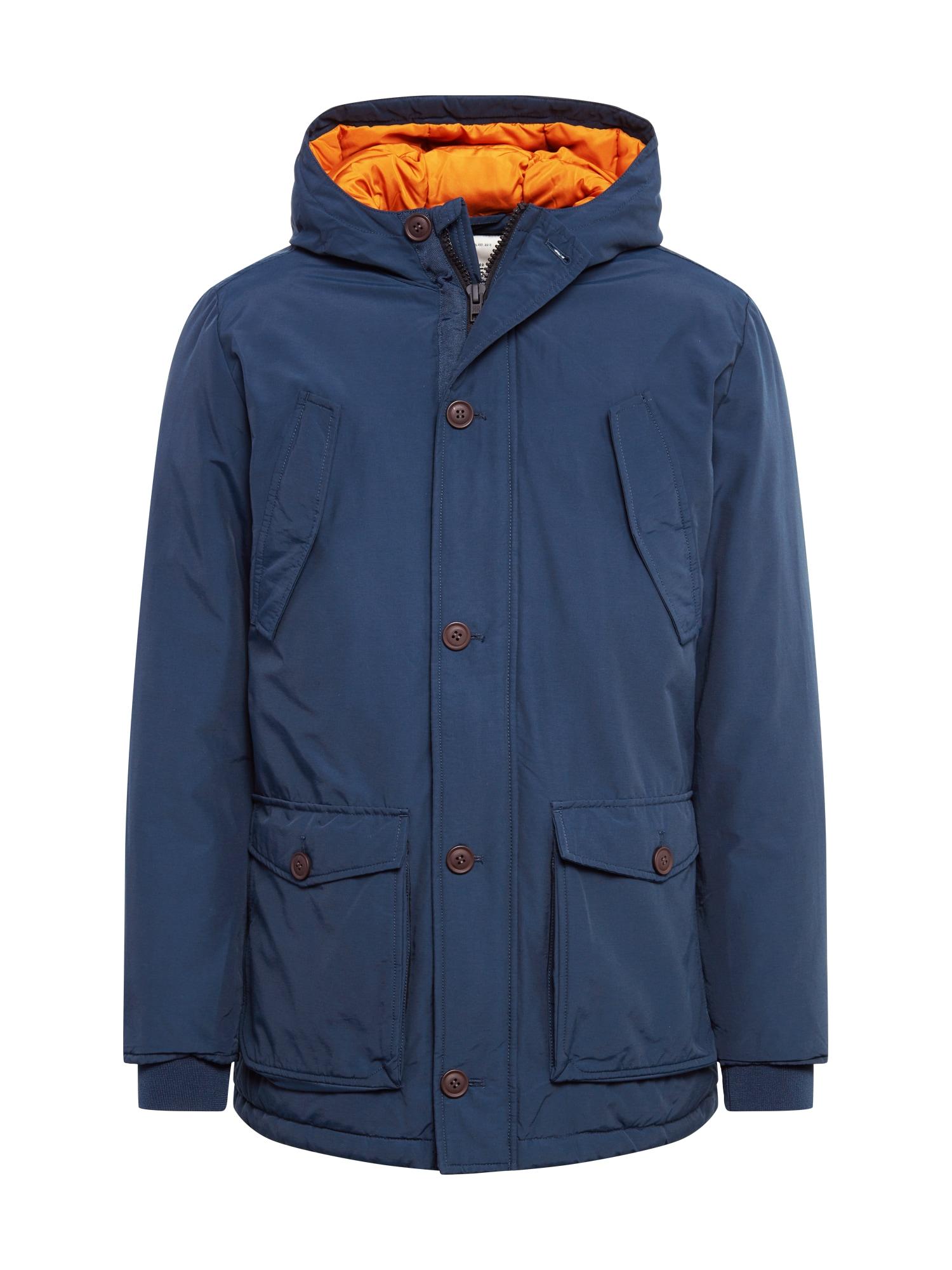 Redefined Rebel Přechodná bunda 'Roman'  námořnická modř