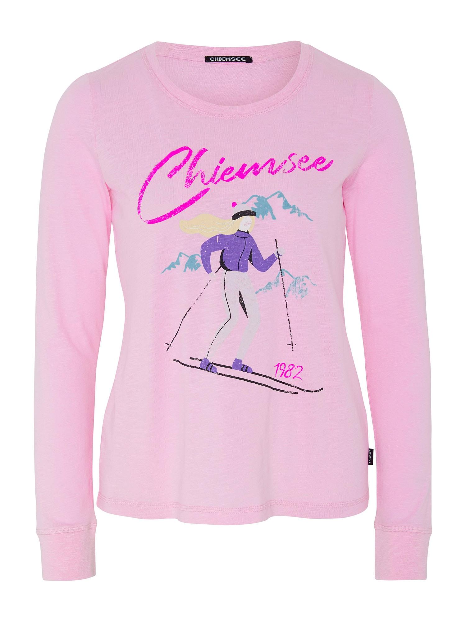 CHIEMSEE Funkční tričko 'Helka'  pink
