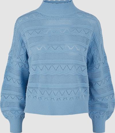 Y.A.S Erula langärmeliger Pullover mit hohem Kragen und Strickdetail
