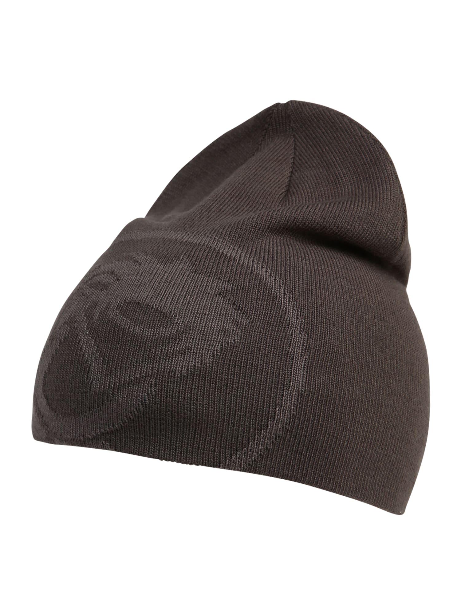 TROLLKIDS Sportinė kepurė 'Fjord' antracito