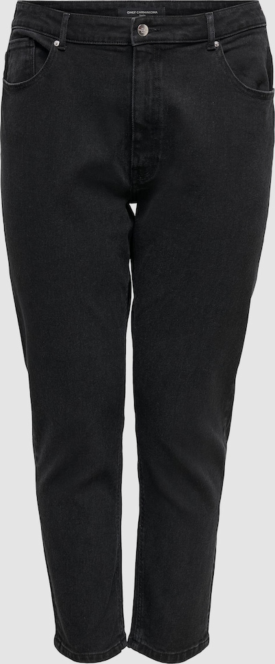Only Carmakoma Eneda Mom-Jeans mit hoher Taille