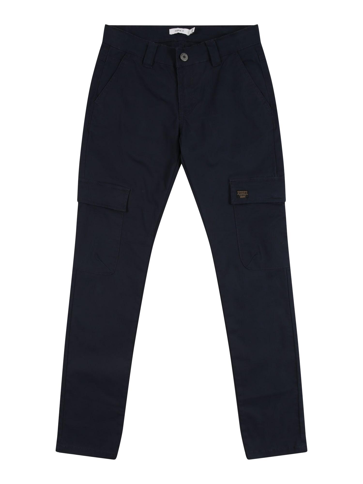 NAME IT Kalhoty 'ROBIN'  tmavě modrá