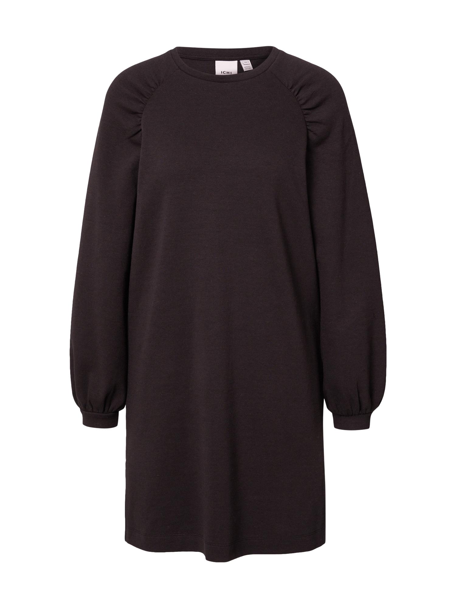 ICHI Šaty  černá