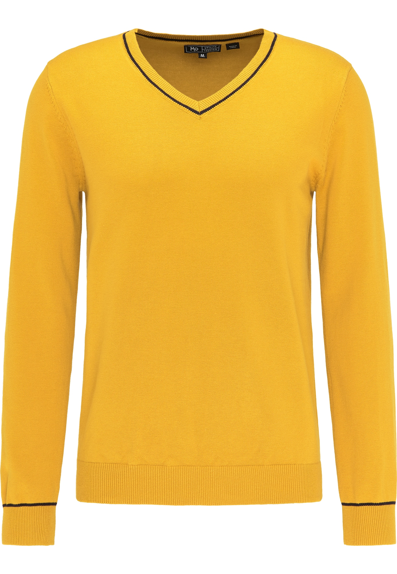 MO Megztinis geltona
