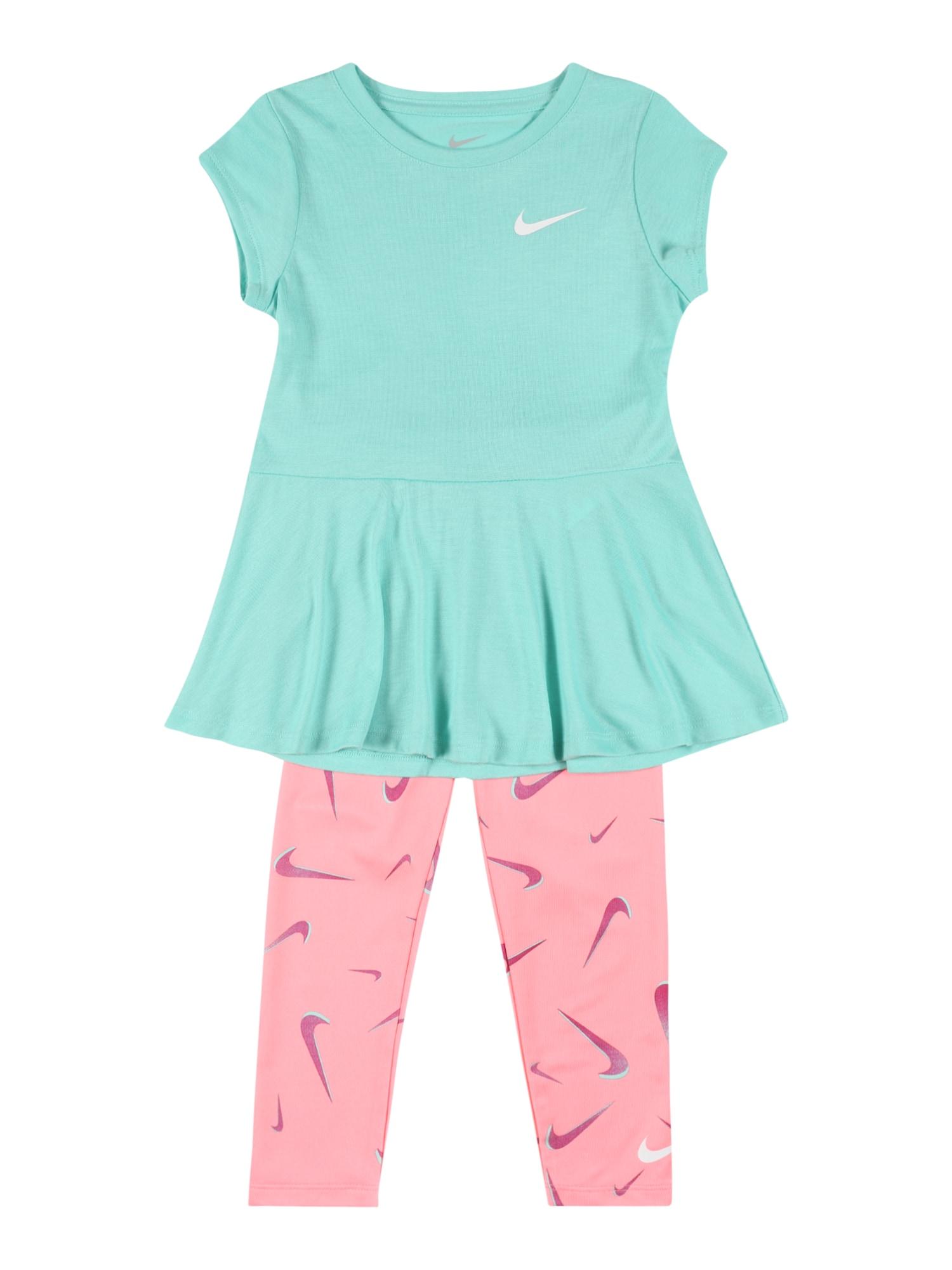 Nike Sportswear Rinkinys šviesiai rožinė / turkio spalva